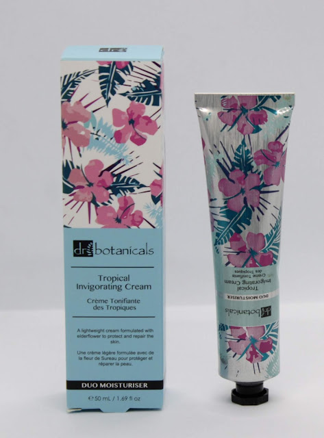 Tropical Invigorating Cream de Dr Botanicals