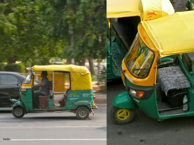 auto-rickshaw also known as tuk-tuk by betitu
