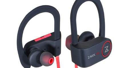 Zakk Air in-Ear Bluetooth Waterproof Sports Earphone Review