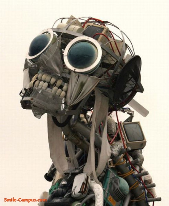 Most Amazing Recycled Artwork