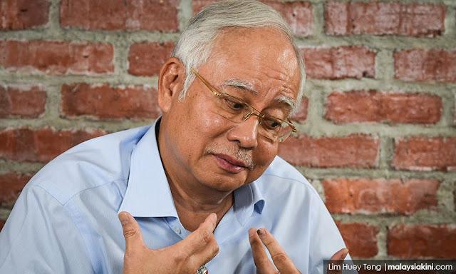 Najib Razak Bermalam Di Lokap SPRM, Tunggu Pertuduhan Di Mahkamah Esok..