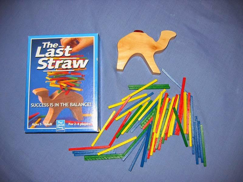 【規則】The Last Straw 壓垮駱駝的最後一根稻草