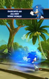 Sonic Dash 2: Sonic Boom Apk v1.7.5 Mod (Infinite Rings/Red Rings/Tickets)