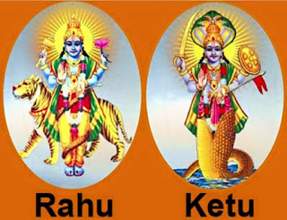 Rahu & Ketu Changes Signs