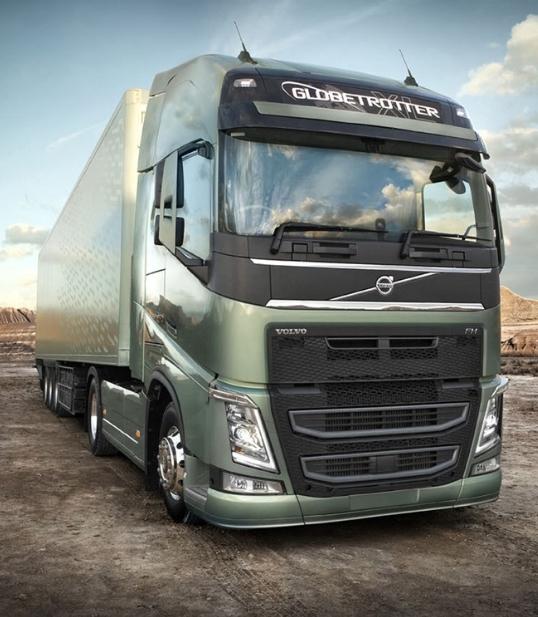 gambar modifikasi truk tronton volvo