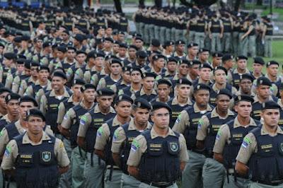 Previsão concurso público para Polícia Militar de Pernambuco (PMPE)