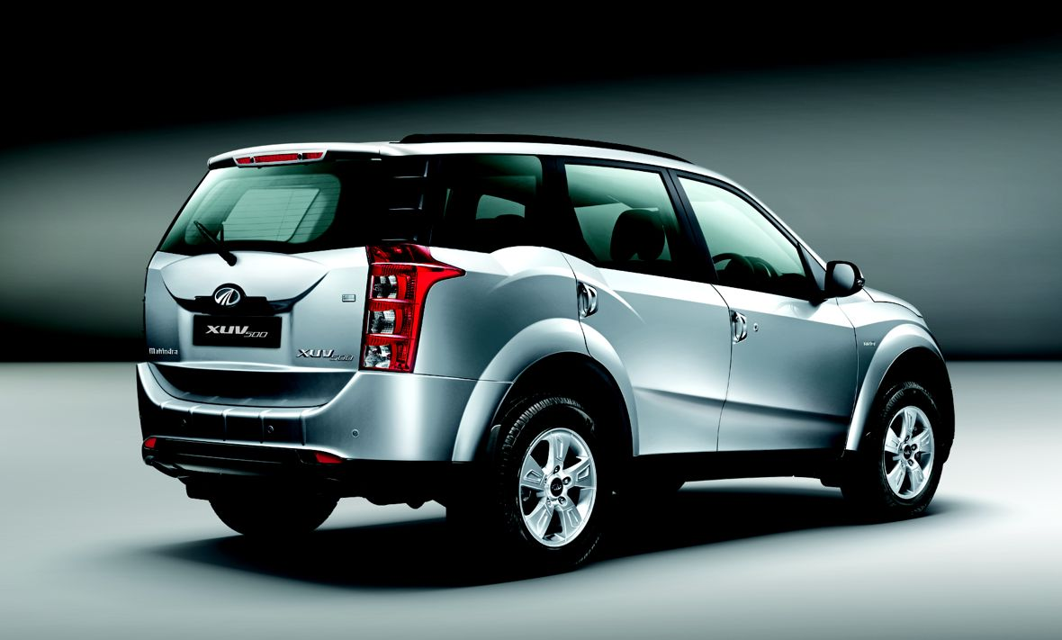 Mahindra Xuv 500 Wallpaper Hd In White Car Pro Mahindra Xuv 500 W6 2wd