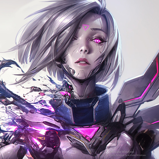 4K Project Fiora Wallpaper Engine