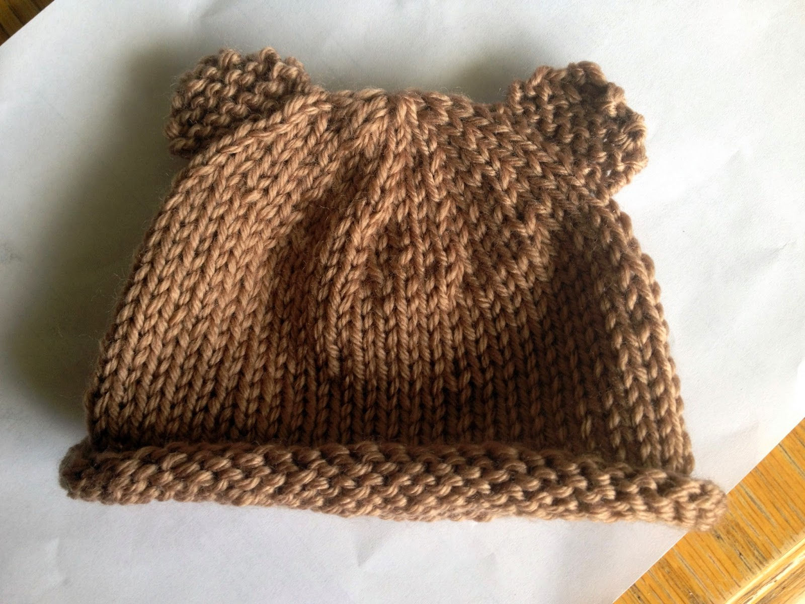 2e1b51334 Voice of Reason: Baby Bear knits and also items for sport