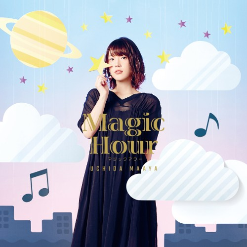 内田真礼 (Maaya Uchida) – Magic Hour [FLAC 24bit + MP3 320 / WEB]