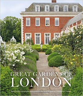A treasury of garden books: Great Gardens of London cover