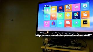 Mobdro Smart Tv