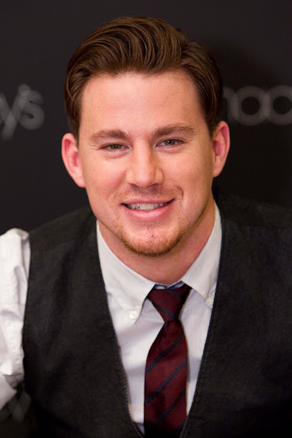 Awesome People Channing Tatum