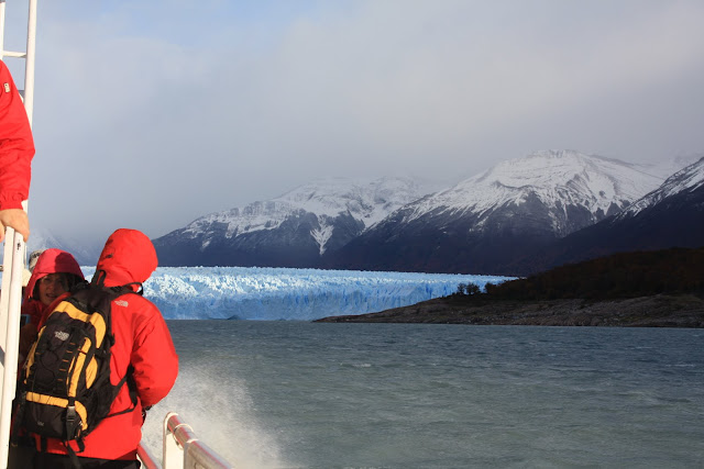 PERITO MORENO: um homem, um glaciar, uma cidade | Argentina