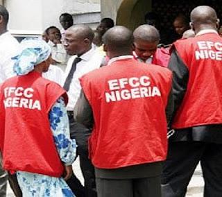 EFCC Invades The Sun Newspaper HQ