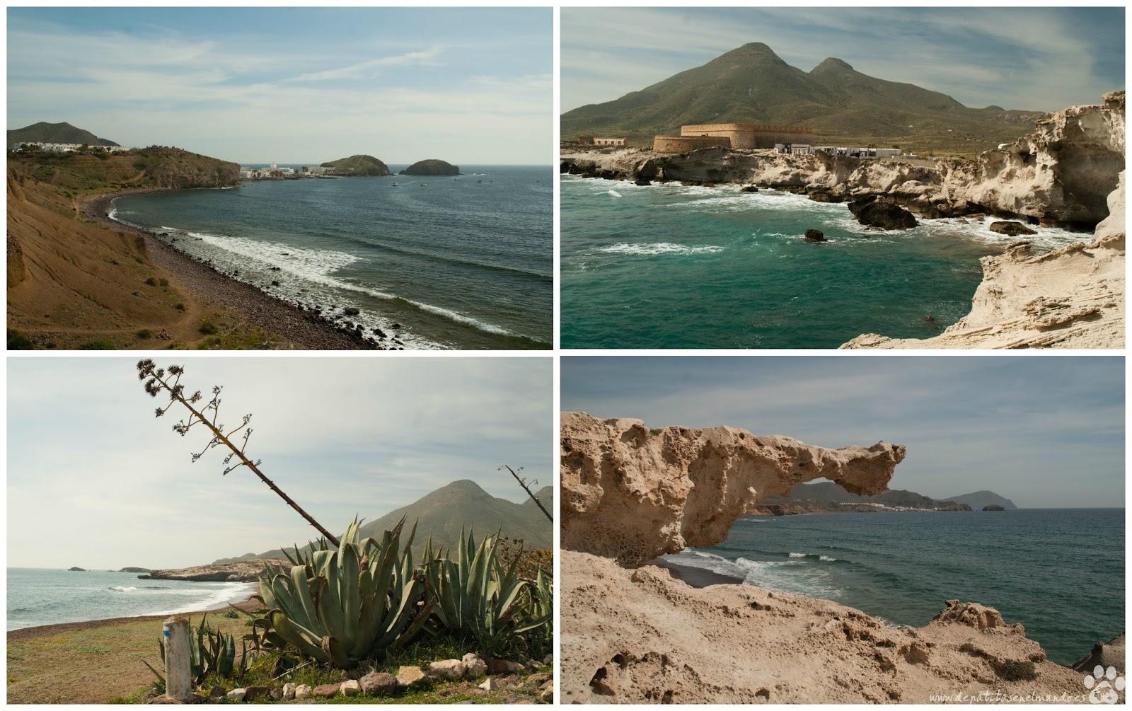 Ruta Isleta del Moro-Los Escullos, Cabo de Gata