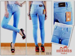 Celana Jeans Wanita Hermes 003