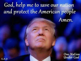 GOD HELP ME TO SAVE OUR NATION AND PROTECT THE AMERICAN PEOPLE