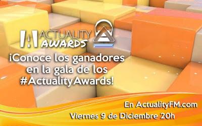 Toda la información de la Gala de los Actuality Awards 2016