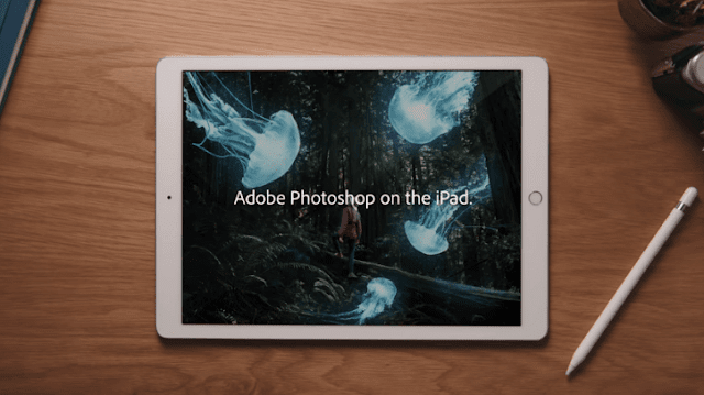 Adobe Unveiled Photoshop CC for iPad Devices