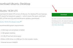 Cara Menginstall Ubuntu Pada Komputer/Laptop
