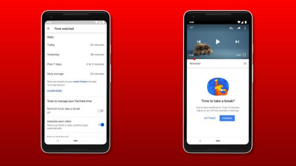 جوجل تقترح أداة جديدة على مستخدمي يوتيوب