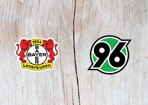 Bayer Leverkusen vs Hannover 96 - Highlights 20 October 2018