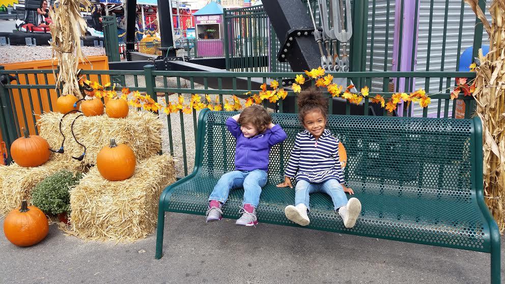 halloween harvest luna park
