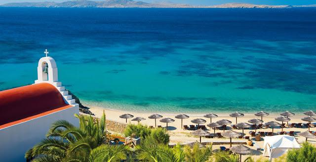 Praia Agios Ioannis, Mykonos