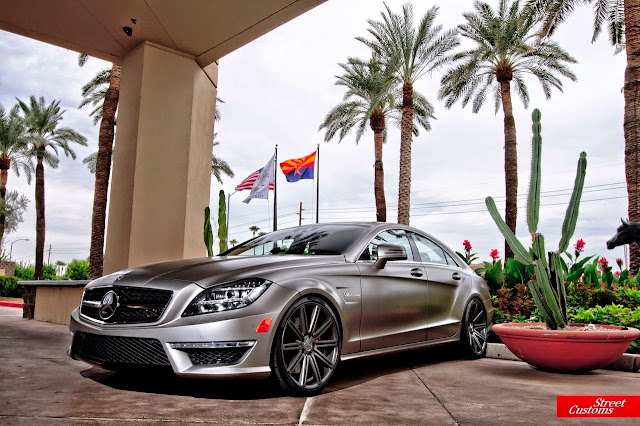 mercedes cls luxury