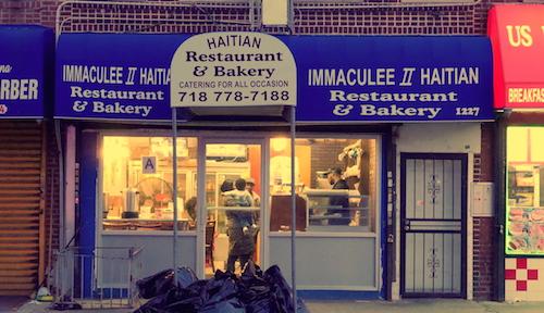 Immaculee Ii Haitian Eat The World Nyc