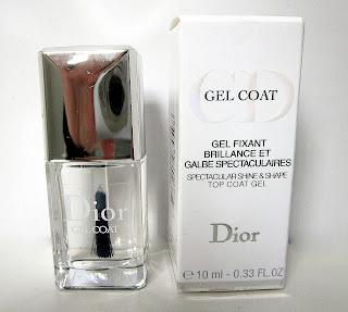 Dior Gel Top Coat