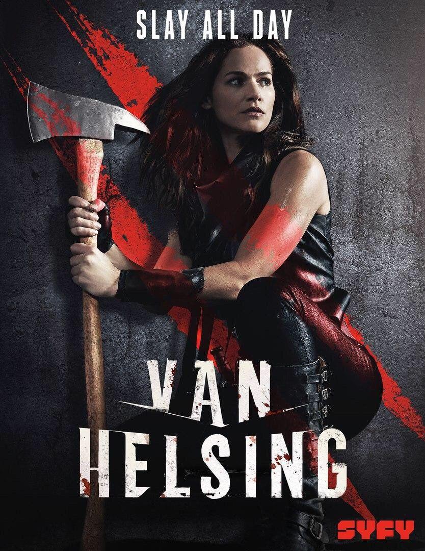 Van Helsing Temporada 2  720p HDTV [English] Multi-Host