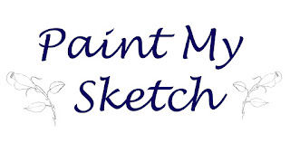 Paint My Sketch