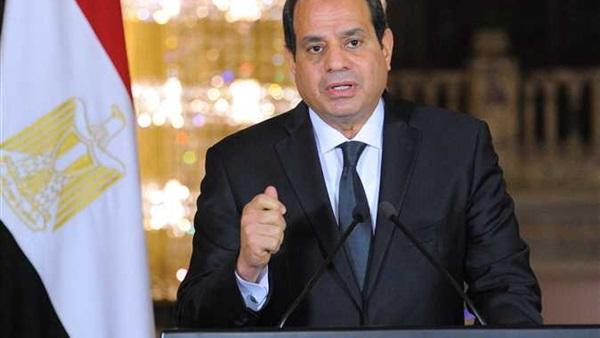الرئيس السيسى يصدر قراراً جمهورياً جديداً