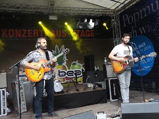30.07.2016 Dortmund - Westfalenpark: Dan Mangan