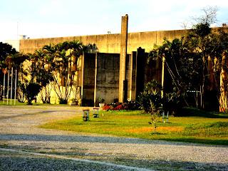 Centro Cultural Santos Guglielmi, em Criciúma