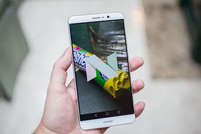 Ulasan Huawei Mate 9, Ponsel Monster Kamera Bokeh
