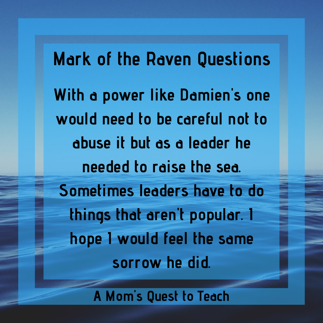 the raven discussion questions