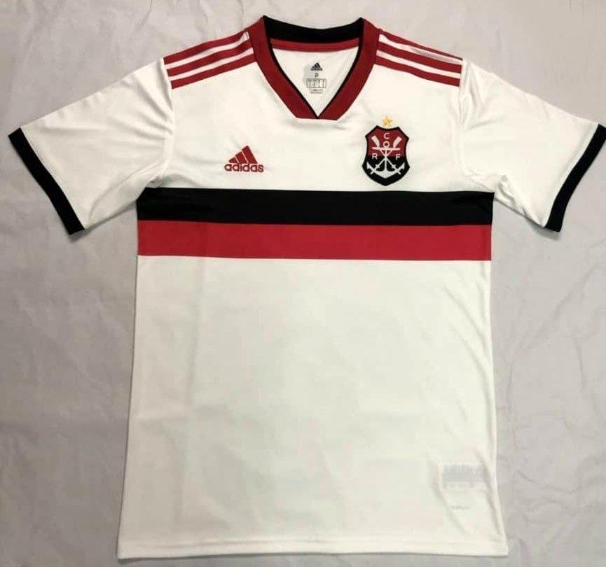 6ea53060f5774 Nova camisa reserva do Flamengo tem imagens vazadas - Show de Camisas