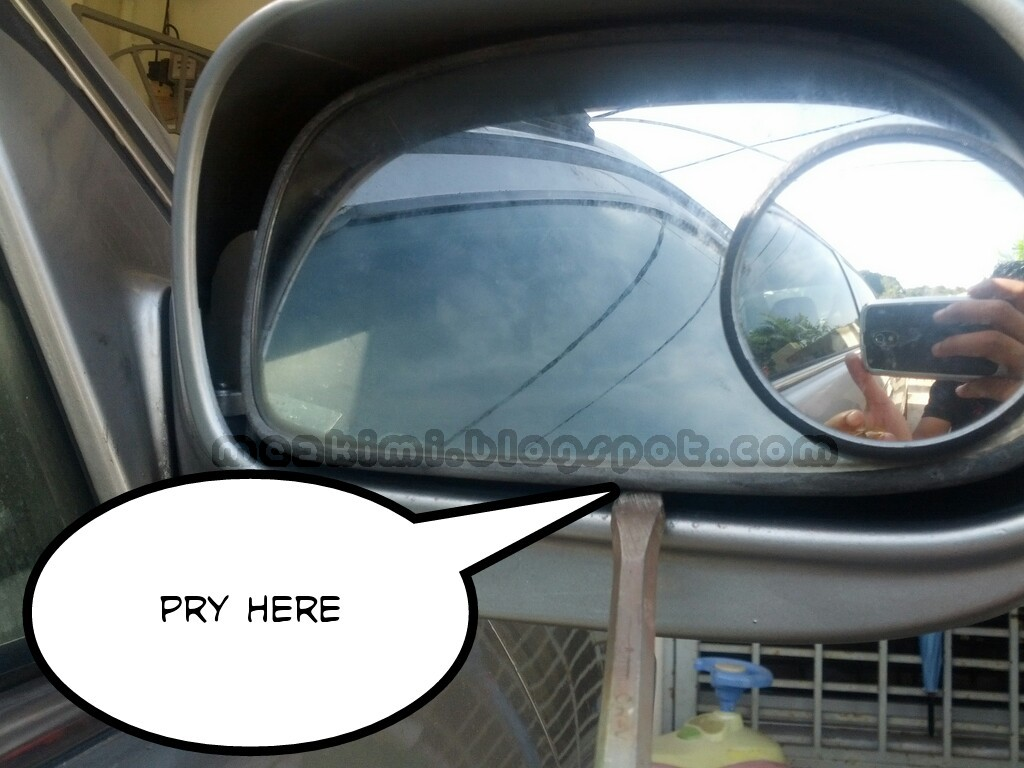 Side Mirror Repair >> Diy How To Repair Malfunction Auto Flip Side Mirror