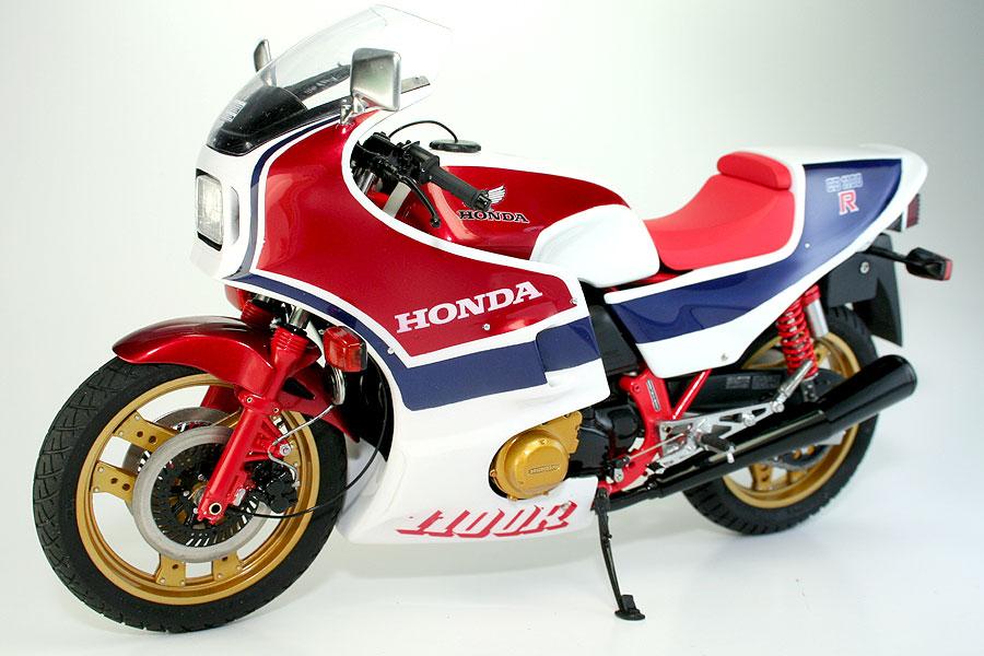 racing scale models honda cb 1100 r rd 1983 by nekopanchi. Black Bedroom Furniture Sets. Home Design Ideas