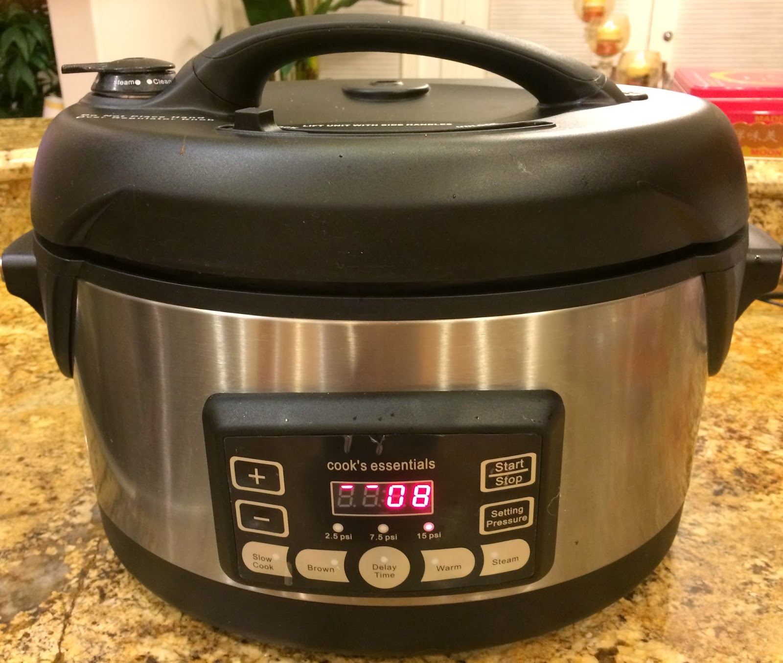 how to cook chicken breast in pressure cooker