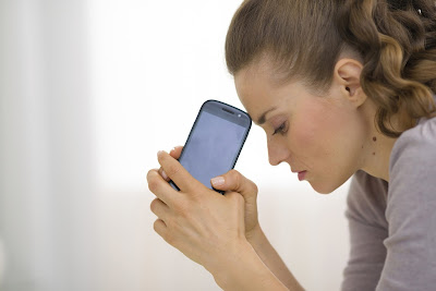 Depressed People Use More Mobile