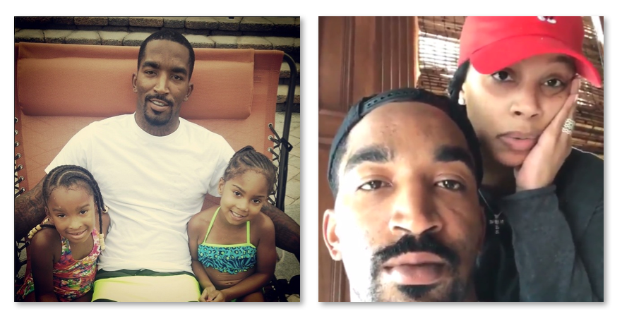 Eh Smith Shirley >> How Many Kids Does JR Smith Have? - Baby News - EMPIRE BBK