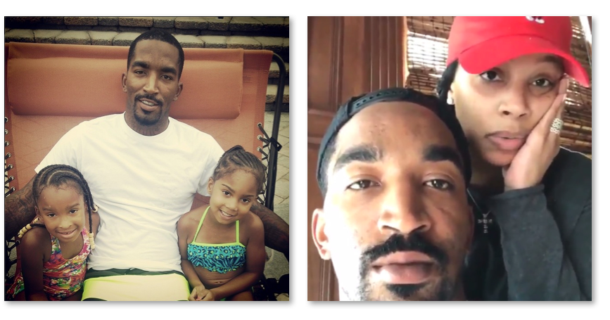 Eh Smith Shirley >> How Many Kids Does JR Smith Have? - Baby News