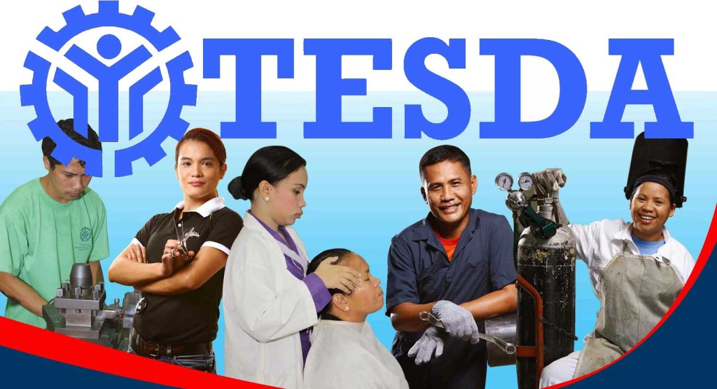 List of Tesda Online Courses that has no Tuition Fee for 2017