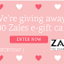 Zales Jewelry $100 Gift Card Giveaway - 5 Winners. Limit One Entry, Ends 5/3/19