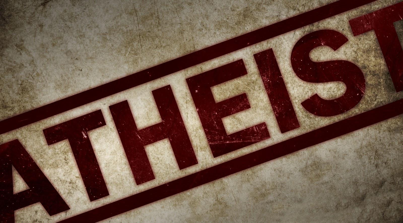 Atheist itu adalah Komunis
