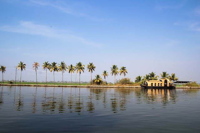 Kerala New Year Party
